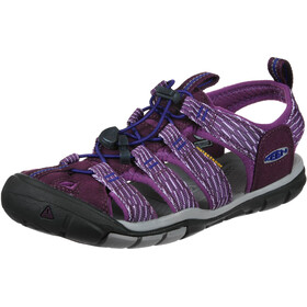 Keen Clearwater CNX Sandaalit Naiset, grape